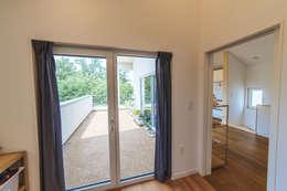 臥室 by AAPA건축사사무소