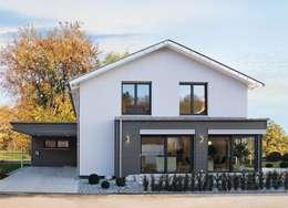 ADAY GRUP Hafif Çelik Yapılar A.Ş. / LGS CONSTRUCTION – ADAY MODEL 3 - ₺ 260.000 :  tarz Prefabrik ev