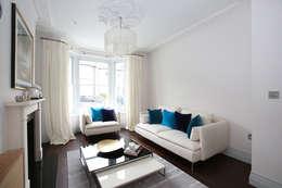 غرفة المعيشة تنفيذ Corebuild Ltd