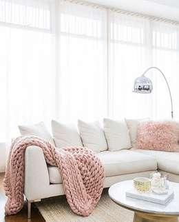 Lampa podłogowa SOHO: styl , w kategorii Salon zaprojektowany przez Mlamp
