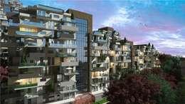 Atus Mimarlık – Cedit Mahallesi Kentsel Dönüşüm Projesi:  tarz Apartman