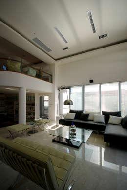 築青室內裝修有限公司의  거실