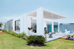 房子 by Karím Chaman Arquitectos