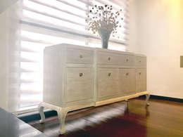 APARTAMENTO 603: Salas de estilo moderno por CASTELIER