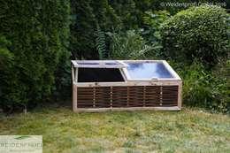 Сады в . Автор – naturgeflechte24
