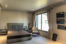BEDROOM 2: modern Bedroom by DESIGNER'S CIRCLE