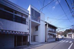 スピンオフ: Smart Running一級建築士事務所が手掛けた木造住宅です。