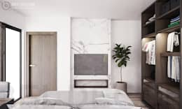 Bedroom:   by Bel Decor