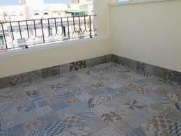 Terraza: Terrazas de estilo  de ESTER SANCHEZ LASTRA