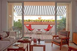 Livings de estilo moderno por Rardo - Architects
