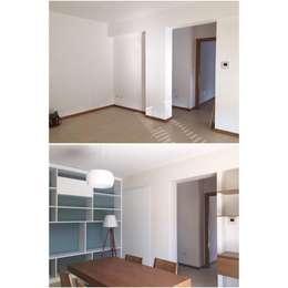 Salas / recibidores de estilo mediterraneo por giulia pellegrino studio di progettazione