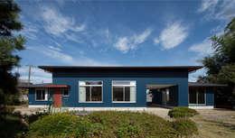 やすらぎの家: 株式会社 井川建築設計事務所が手掛けた家です。