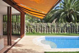 Rardo - Architects:  tarz Bahçe havuzu
