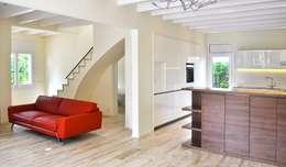 Rardo - Architects: modern tarz Oturma Odası