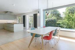 modern Dining room by Sieckmann Walther Architekten