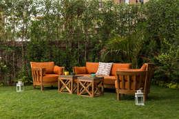 Garden  تنفيذ Mazura