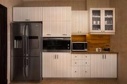 eclectic Kitchen تنفيذ Mazura