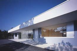 Smart Running一級建築士事務所의  주택