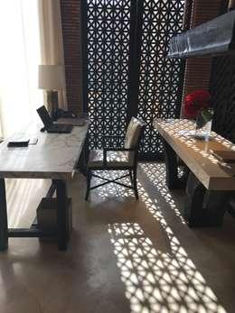 غرفة نوم تنفيذ Inêz Fino Interiors, LDA