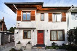 Remodelación Casa Matta: Casas de estilo moderno por ARCOP Arquitectura & Construcción