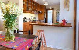 Remodelación Casa Matta: Cocinas de estilo clásico por ARCOP Arquitectura & Construcción