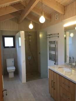 浴室 by ARCOP Arquitectura & Construcción