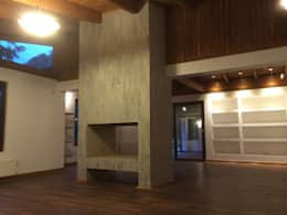 客廳 by ARCOP Arquitectura & Construcción