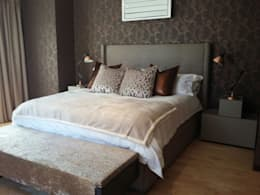 Morningside Residence: eclectic Bedroom by CKW Lifestyle