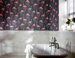 SK Concept Duvar Kağıtları ve Kumaş  – Markalarımız: tropikal tarz tarz Banyo