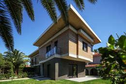 modern Houses by Egeli Proje