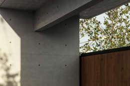 Projekty,  Drzwi zaprojektowane przez 夏沐森山設計整合