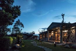 Projekty,  Ogród zaprojektowane przez 夏沐森山設計整合