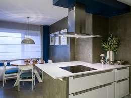 Boavista | 2017: Cozinhas modernas por Susana Camelo