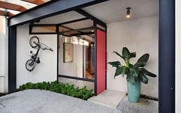 Villas de estilo  por ODVO Arquitetura e Urbanismo