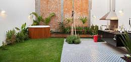 Spa de estilo moderno por ODVO Arquitetura e Urbanismo