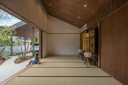 和室: KEITARO MUTO ARCHITECTSが手掛けた和室です。
