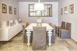 Столовые комнаты в . Автор – Studio Guerra Sas