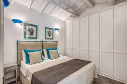 ห้องนอน by Studio Guerra Sas
