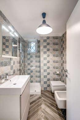 classic Bathroom by Studio Guerra Sas