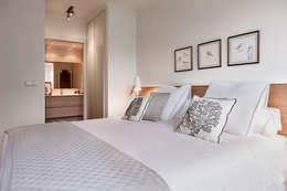 moderne Slaapkamer door Estibaliz Martín Interiorismo