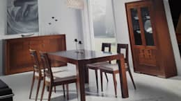 classic Dining room by GATON VALLE