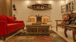 RESIDENCE: classic Living room by Rubenius