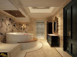 : classic Bathroom by The Design Code