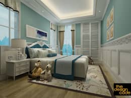 : classic Bedroom by The Design Code
