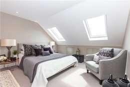 modern Bedroom by St. Paul's Group Ltd