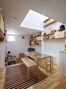 餐廳 by 藤原・室 建築設計事務所