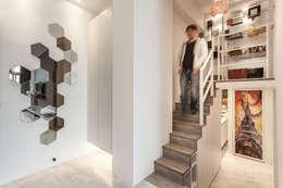 Corridor & hallway by E&C創意設計有限公司