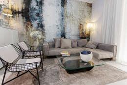 Projecto Sala: Salas de estar clássicas por MyStudiohome