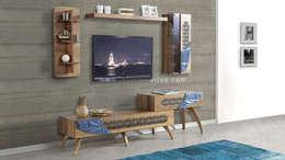 Multimedia room by İnter Mobilya