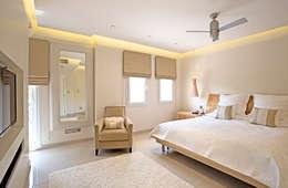 غرفة نوم تنفيذ Chameleon Interior